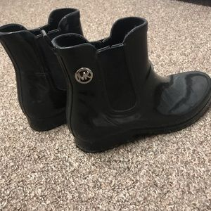 Michael Kors Rain Booties